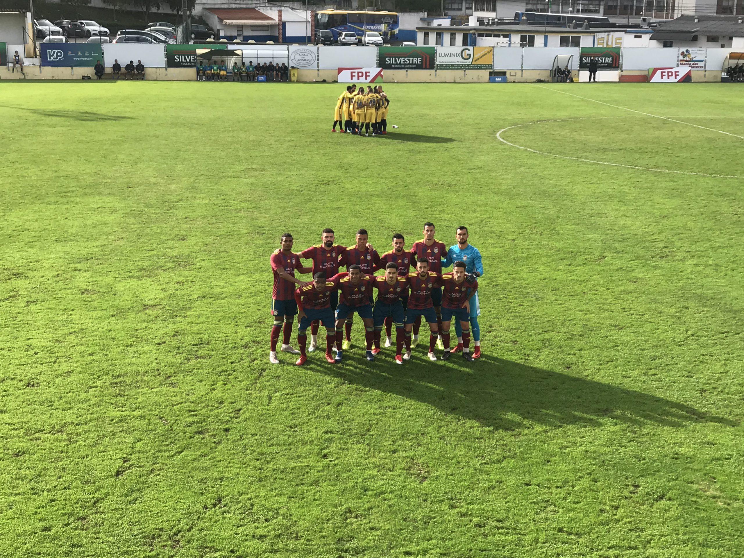Sintrense 1-2 FC Alverca