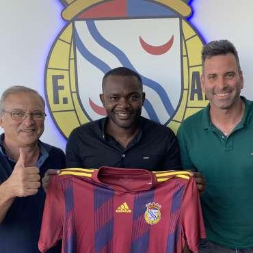 Mantorras Regressou ao FC Alverca