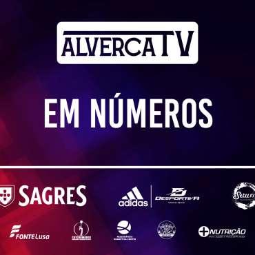 Recorde de audiência na Alverca TV